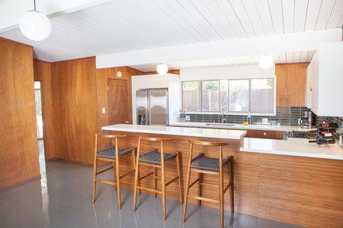 Portfolio — Destination Eichler: A 1964 Eichler Kitchen Renovation