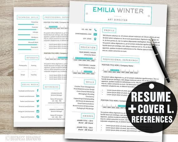 resume template word elegant resume template word creative