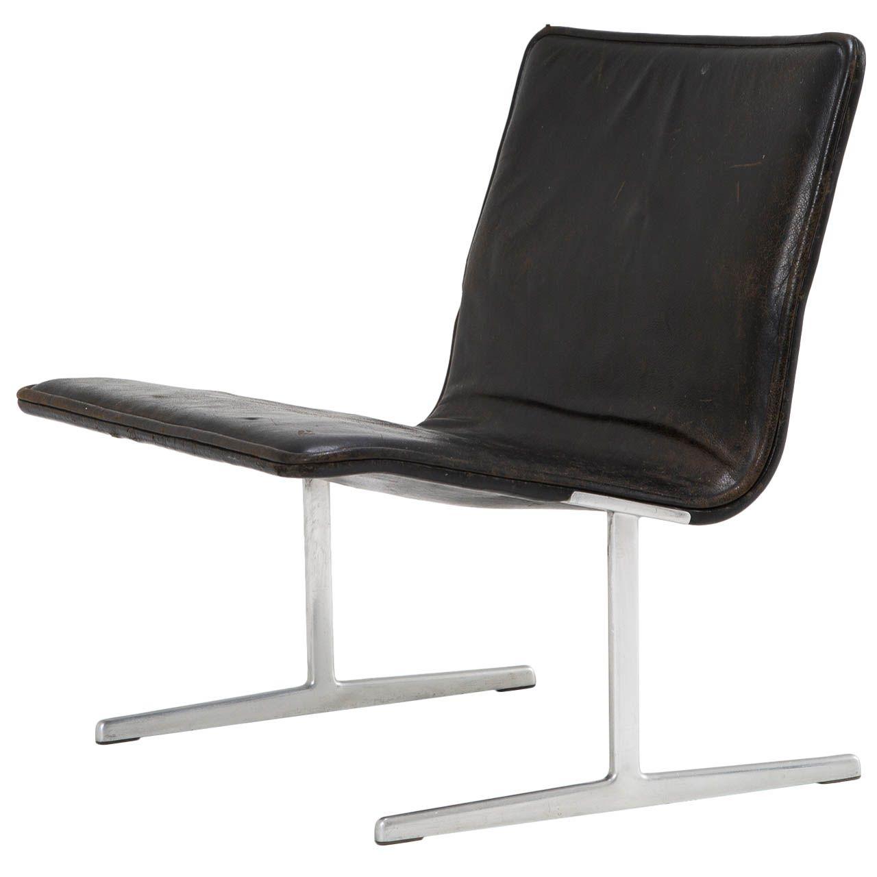 Outstanding 602 Easy Chair By Dieter Rams In Original Black Leather Inzonedesignstudio Interior Chair Design Inzonedesignstudiocom
