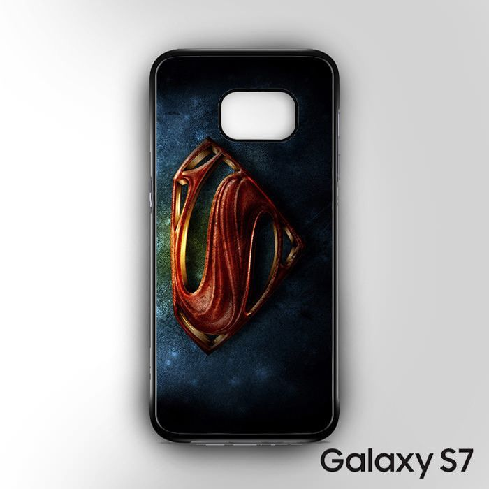 Superman family Logo for Samsung Galaxy S7 phonecases