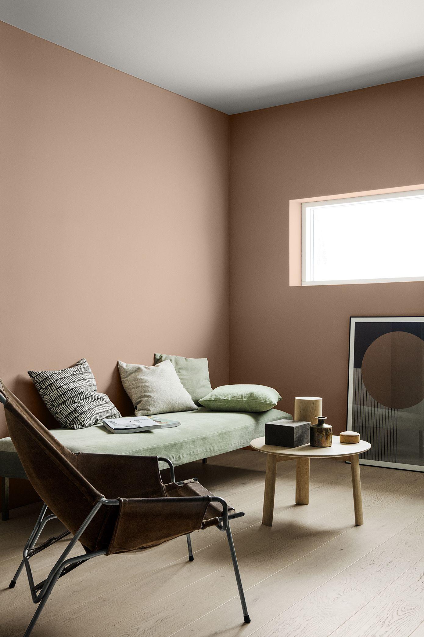 Espacios De Color Rosa Decoracion De Interiores Pintura Colores De Decoracion Para El Hogar Colores De Interiores