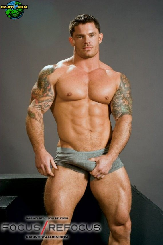 Hot men muscle porn