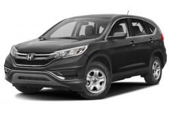 New 2016 Honda CR-V Details and Photos
