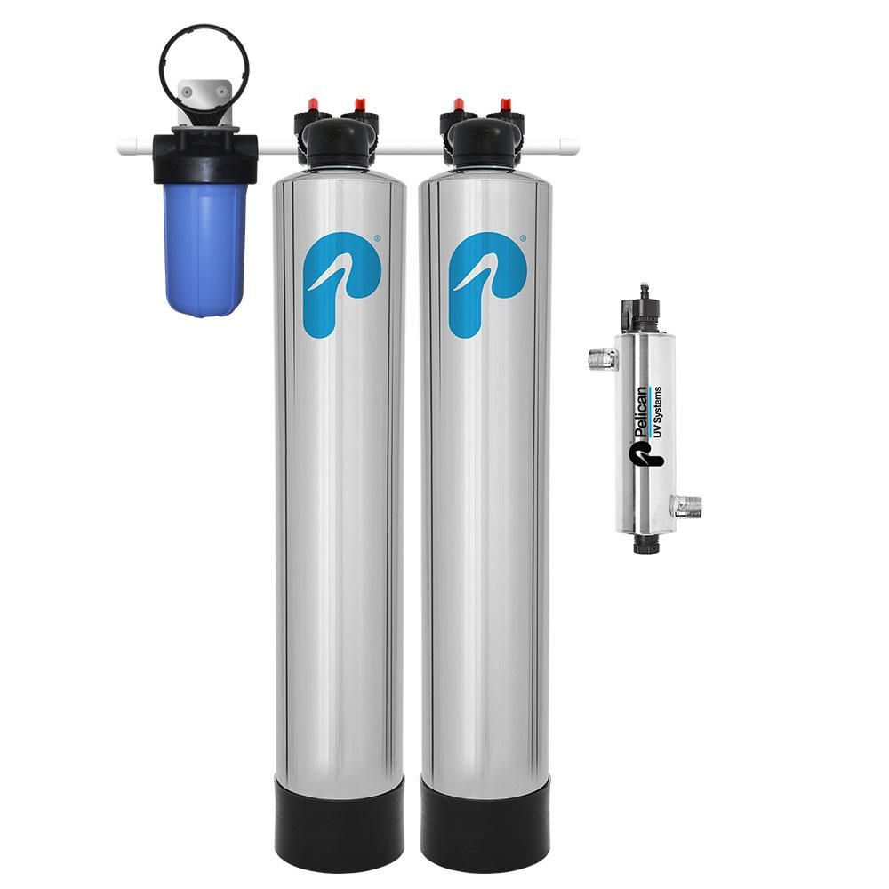 Pelican Water Whole House Filtration Natursoft Water Softener