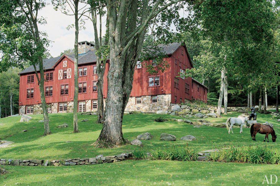 Rustic Barns 15 rustic barn-style homes | barn