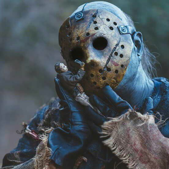 ~ That one time Jason Voorhees played with himself.… ~