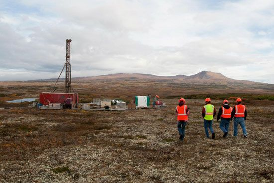 Global Mining Giant Drops Its Share In Alaska's ...