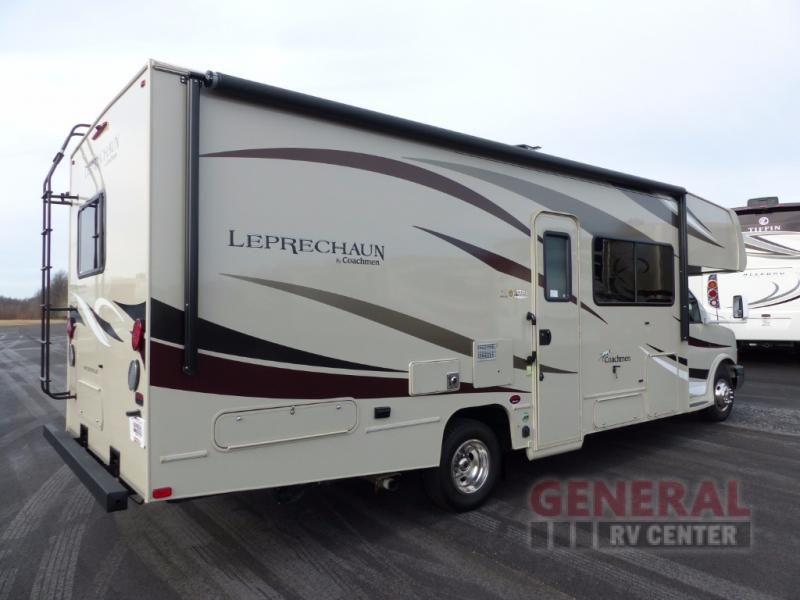 New 2017 Coachmen Rv Leprechaun 260ds Chevy 4500 Motor Home Class