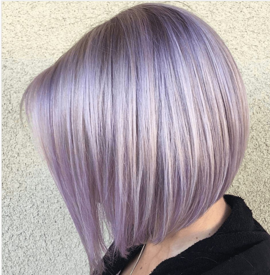 How-To: Lilac Bob - Behindthechair.com