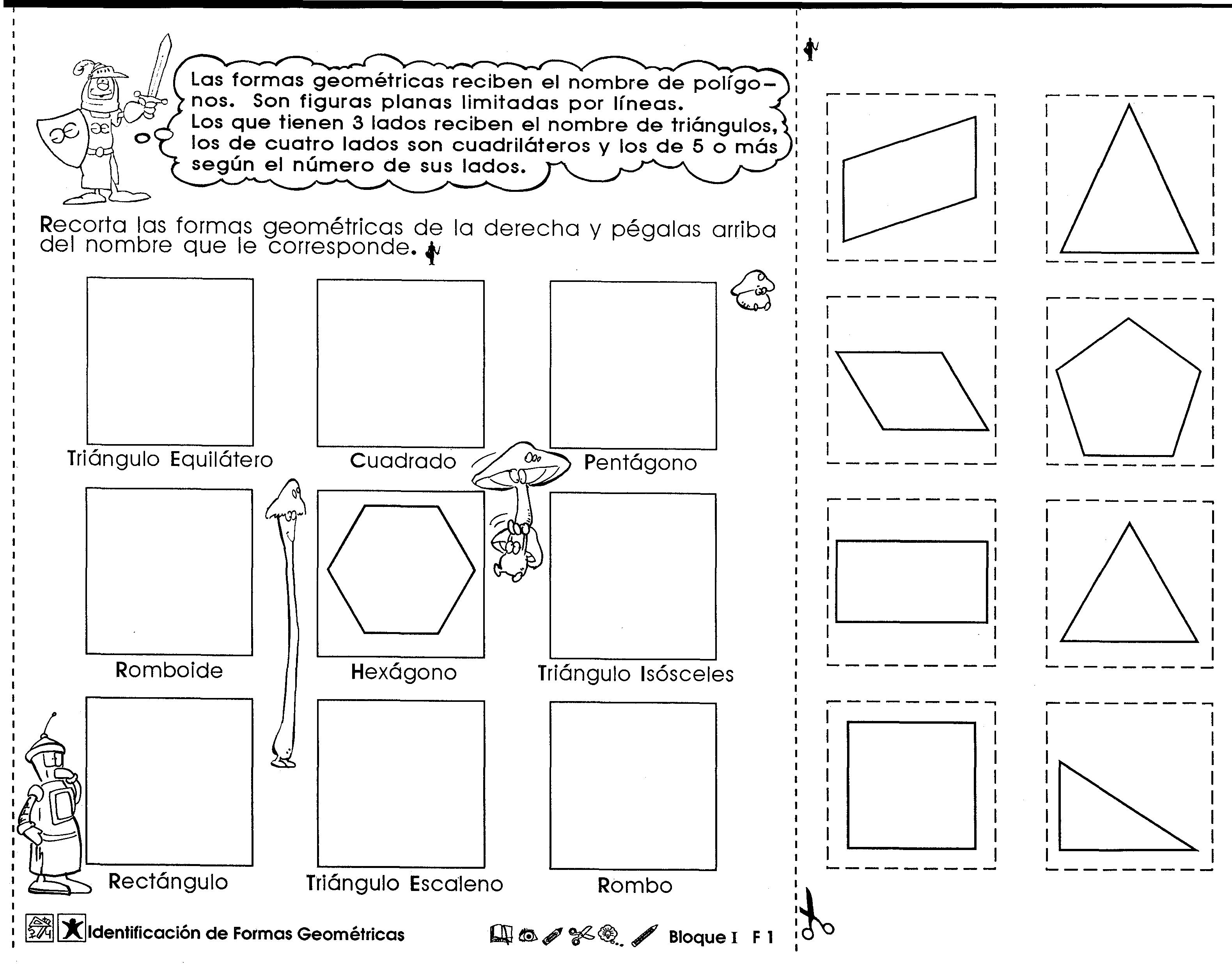 Ficha de ángulos correctos para sexto de primaria | Educación ...