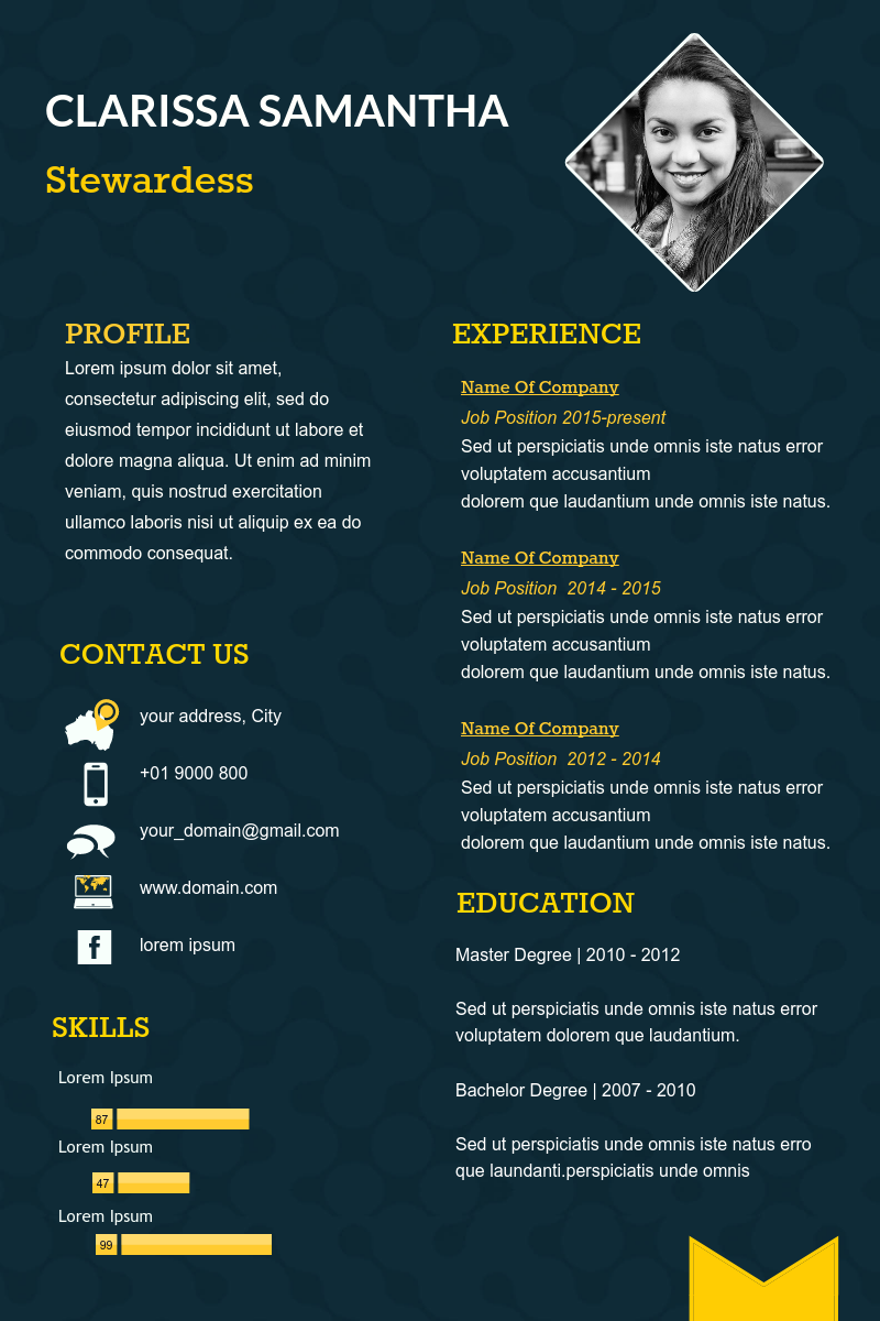 3 extreme resume makeovers  and how to create your own