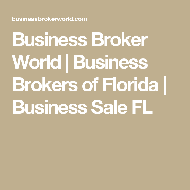 Insurance Agency For Sale Florida