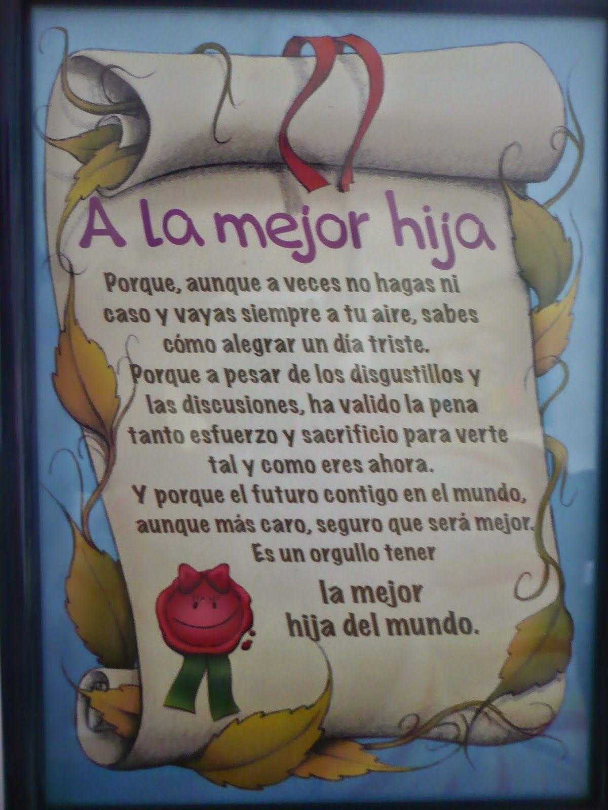 5 Bonitas Imagenes Tiernas Con Amor Para Mi Hija Imagenes De Amor Hd Happy Birthday Wishes Cards Message To My Son Birthday Wishes Cards