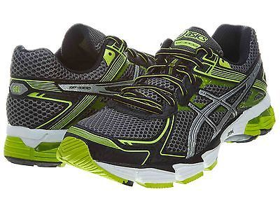 ASICS 6891 Mens Gray Mesh Running Cross Training Shoes SNEAKERS 10 BHFO