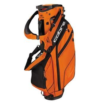 Cobra Golf Excell Stand Bag Vibrant Orange Carry Bags