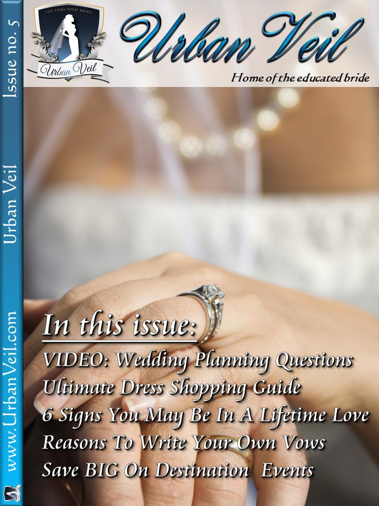 Be sure to get Issue 5 of Urban Veil Magazine... available on iTunes NOW!  iTunes link:    https://itunes.apple.com/us/app/urban-veil-wedding-magazine/id705267900?ls=1&mt=8  #weddingplanning #weddinadvice #urbanveil #howtoplanawedding