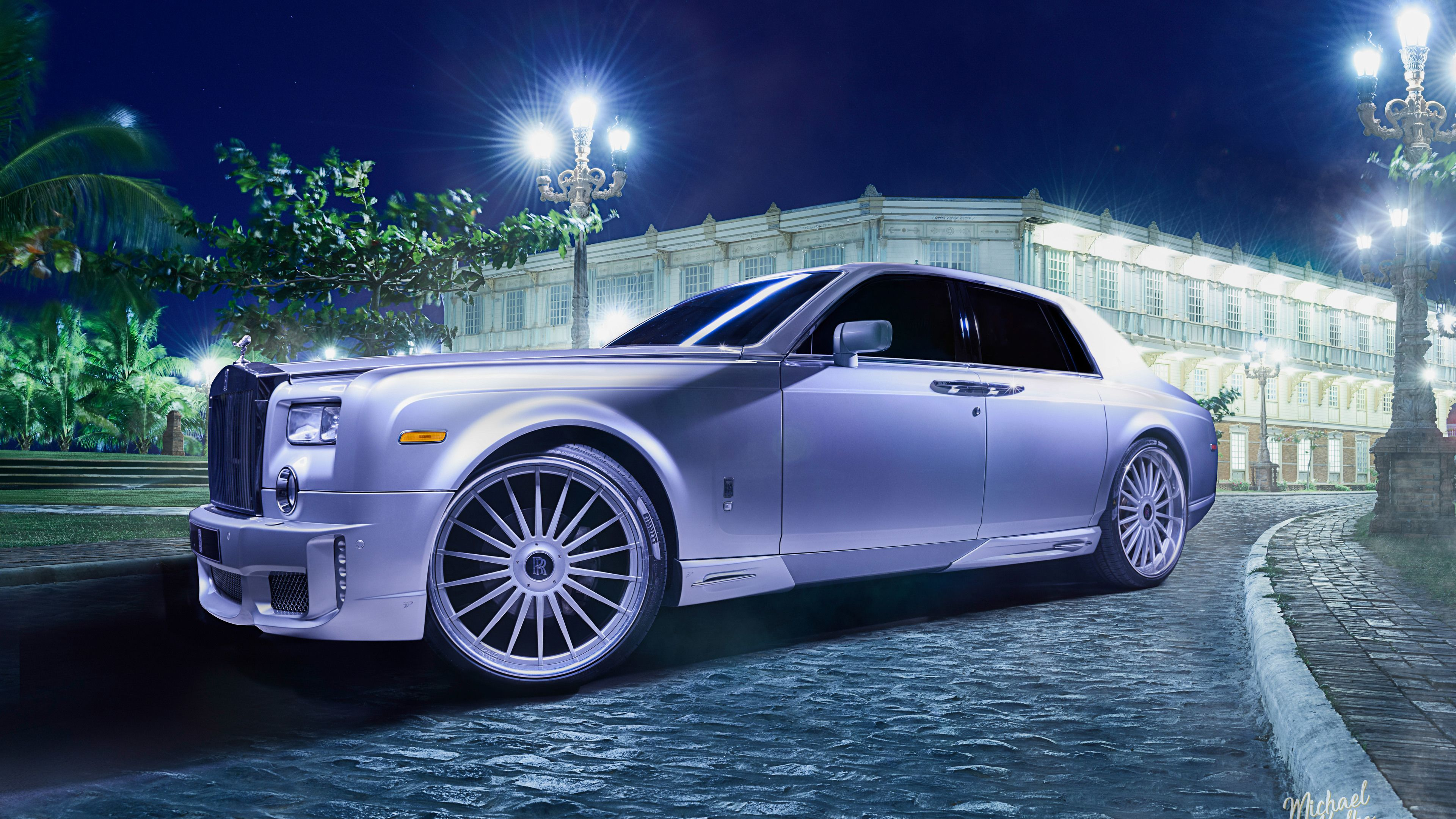 Rolls Royce Ghost 8k Wallpaper Rolls Royce Rolls Royce Wallpaper Car Wallpapers