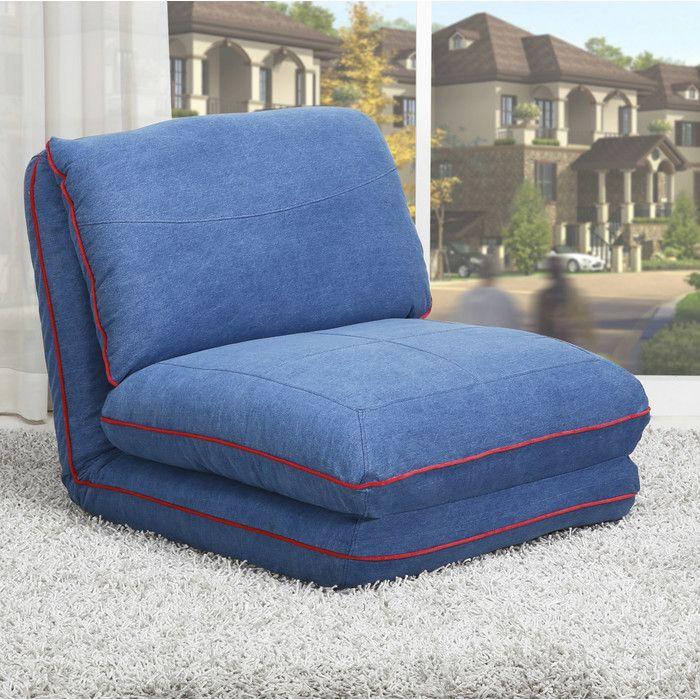 Latitude Run Smithfield Convertible Chair Bed & Reviews