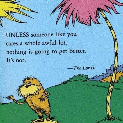 Image result for lorax unless