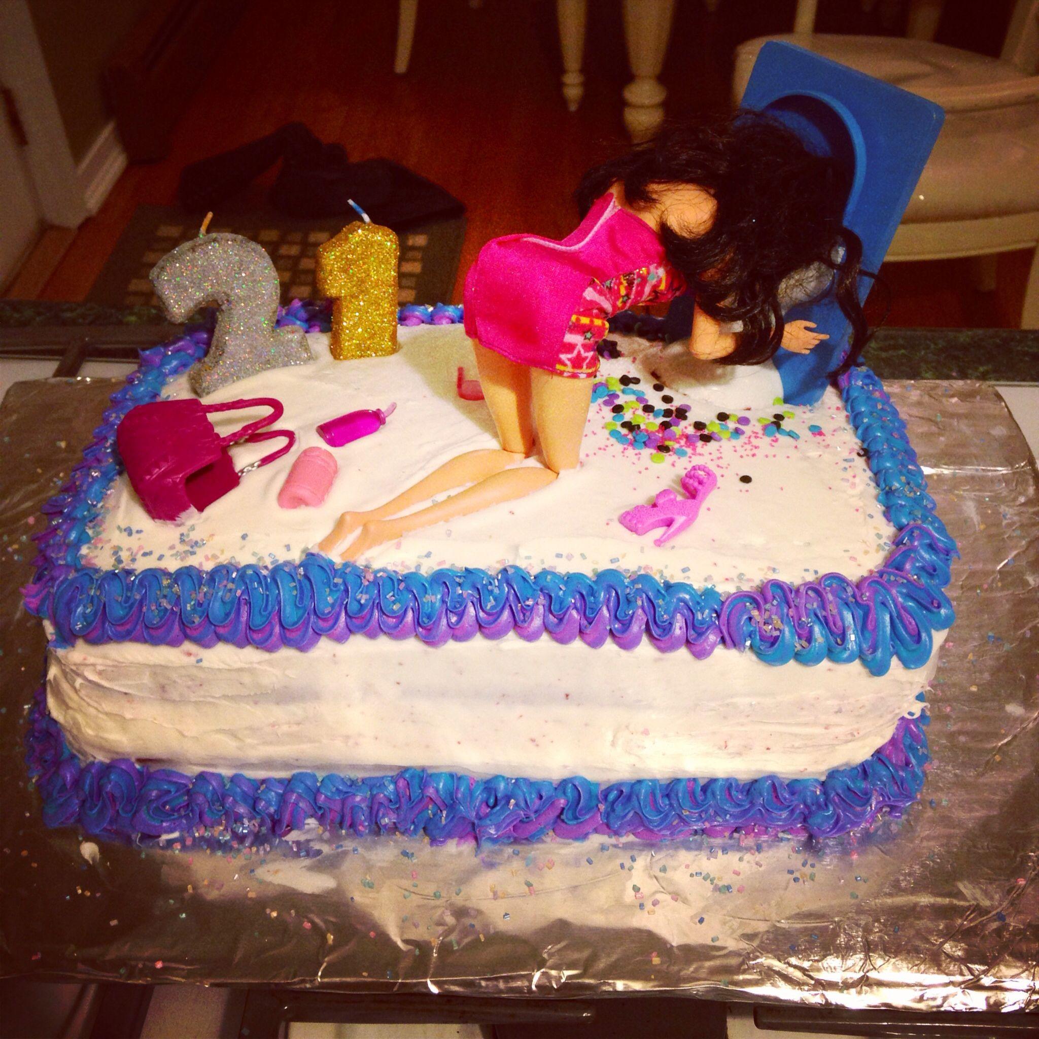 21st Birthday Cakes, 21st Birthday And
