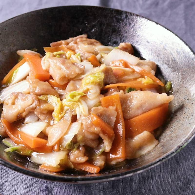 バラ 白菜 うま煮 豚 と の 【殿堂】早い!白菜つくれぽ1000の簡単レシピ30選!人気おかずクックパッド1位はどのレシピ?豚肉と相性抜群