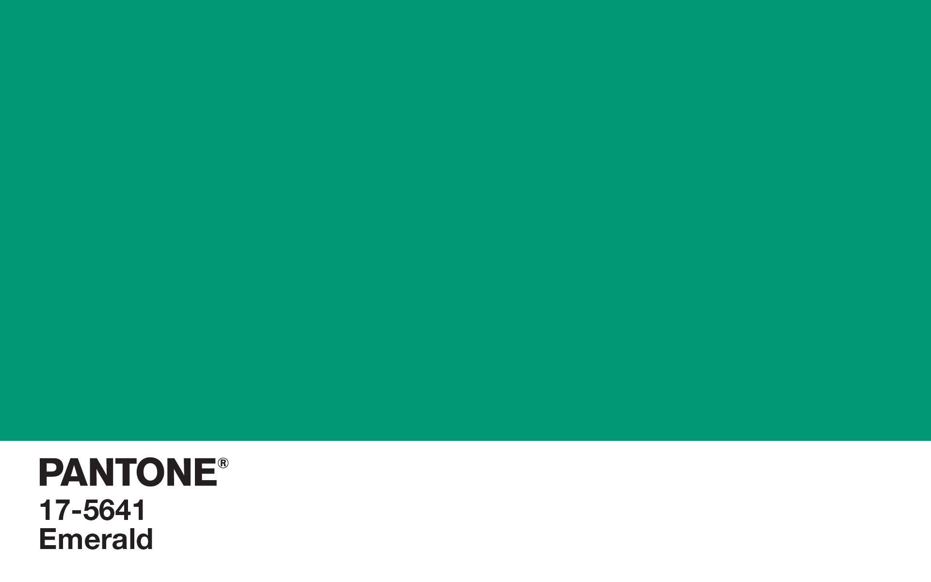 Pantone S Coloroftheyear Emerald