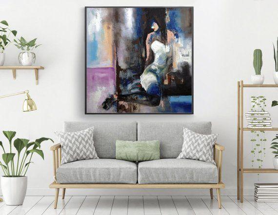 Modern Interieur Schilderij : Modern schilderij te koop in maaseik neeroeteren dehands be