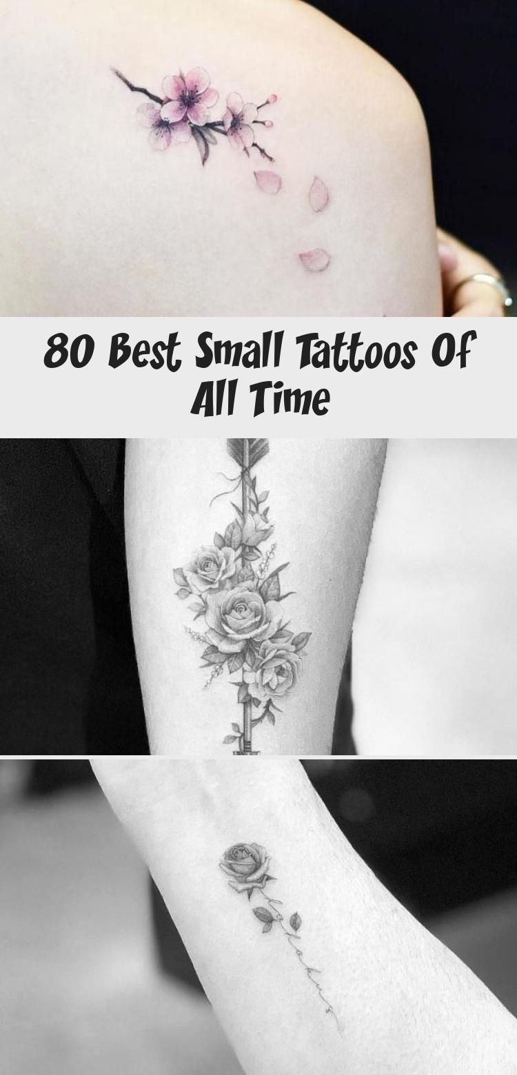 80 Best Small Tattoos Of All Time Doozy List Sunflowertattoosmeaning Cutesunflowertattoos Sunflowertattoosleg Su Cool Small Tattoos Small Tattoos Tattoos