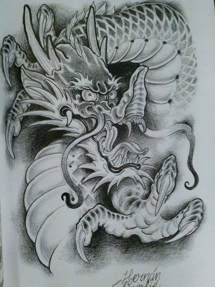 Desenhos de drag o facebook leandro carlos tattoo for Vater japones
