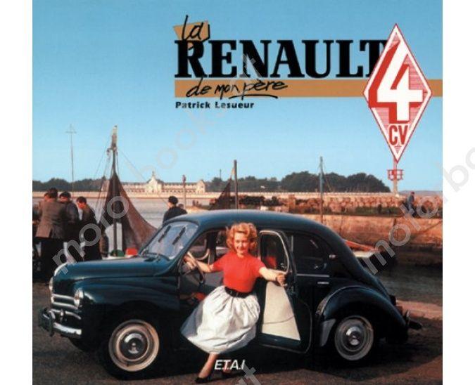 Renault 4CV ad