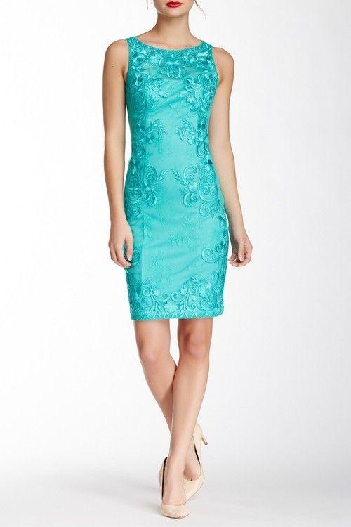 81c3dd5d200 Sue Wong - Embellished Sheath Dress N5113 in 2019