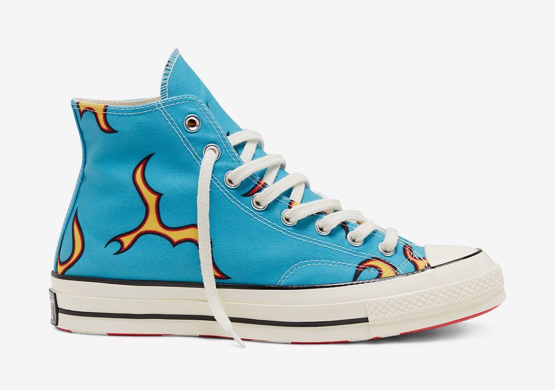 Golf Le Fleur Converse Chuck 70 Flame 167279c Release Date Sneakernews Com Converse Jordan Shoes Girls Sneakers