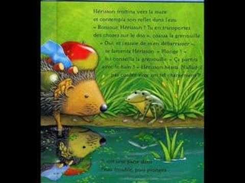Theme Le Herisson Les Livres Utilises Maitresse Myriam
