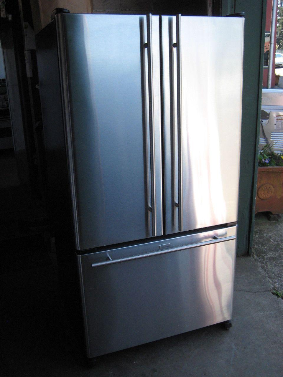 Appliance City - Jenn-Air bottom freezer refrigerator ...