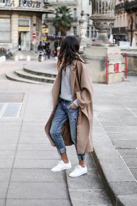 Conseils et idées de tenues avec tes sneakers