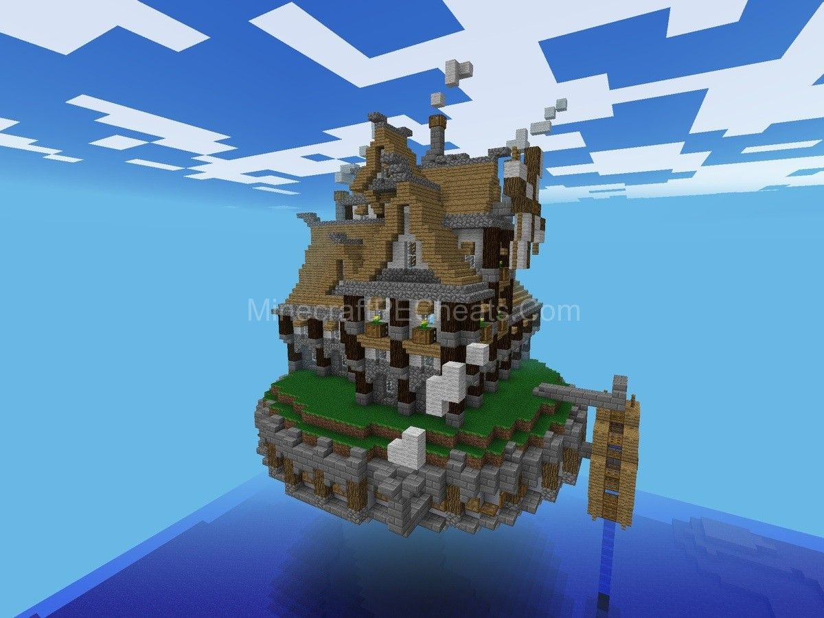 15 Epic Building Designs Minecraft Pocket Edition With Images
