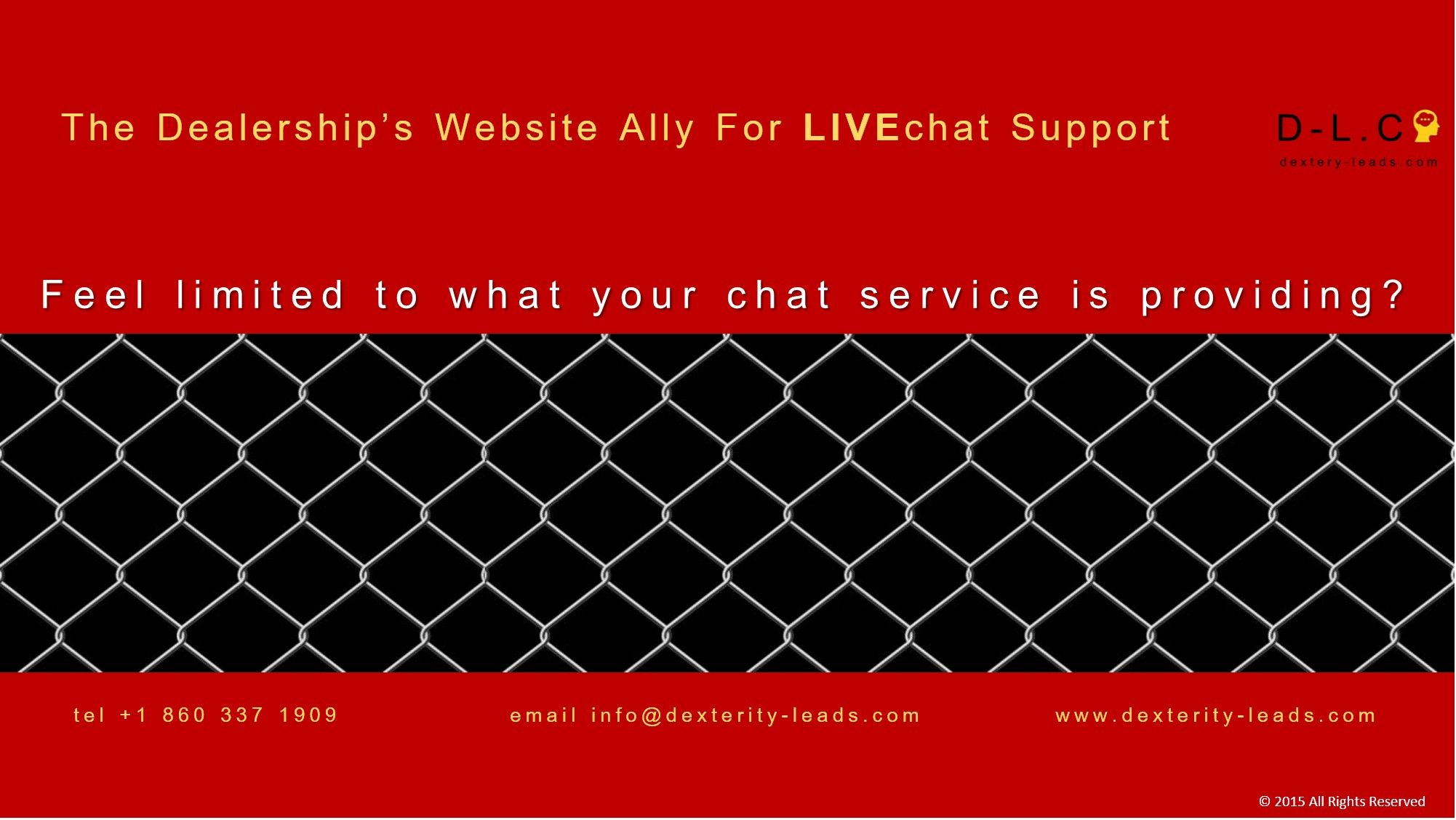 livechat support contact email infodexterity
