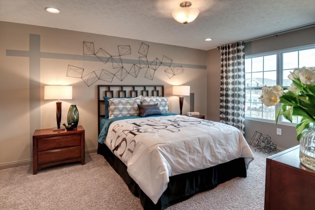 Interior Model Master Bedroom | Home, New homes, Home ... on New Model Bedroom Design  id=91190