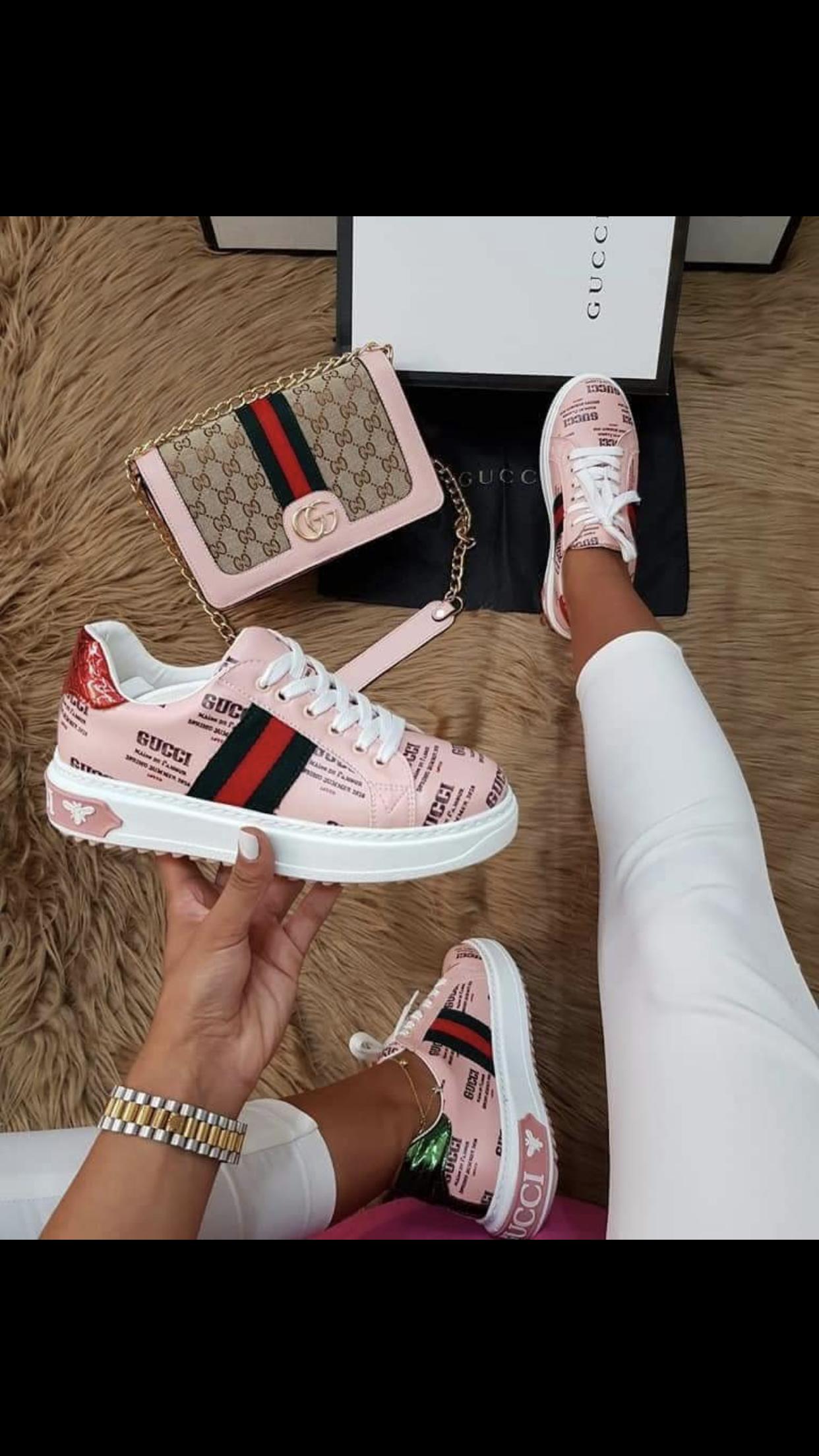 Pin Von Katharina Harder Auf Shoes Gucci Schuhe Damen Sneaker Schuhe Damen Sneaker Gucci Schuhe