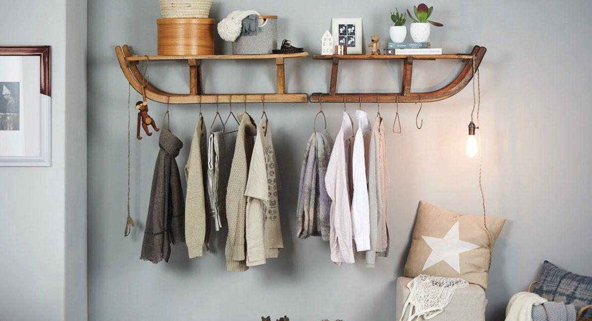 15+ Ideen für einen außergewöhnlichen Eingangsbereich – DIY, Garderoben & Flurmöbel – ZENIDEEN