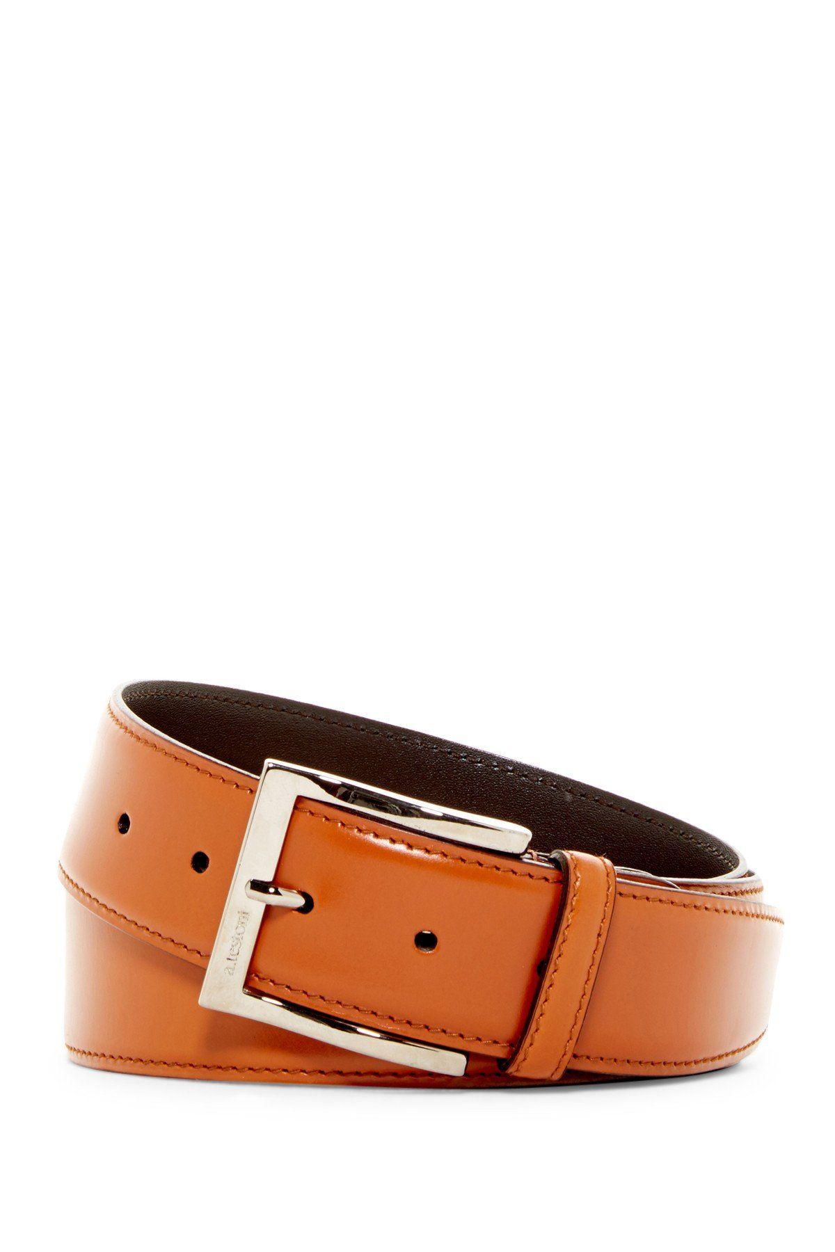 Lux Calf Leather Belt