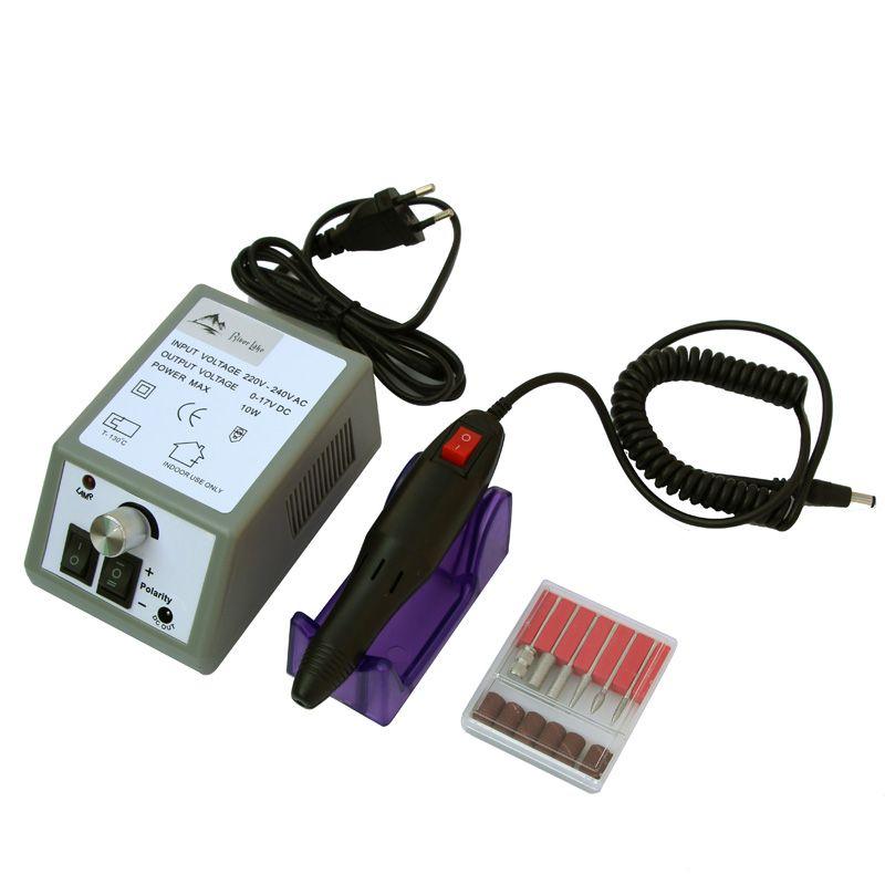Electric Manicure Set Professional Drill Accessory Nail File Bit ...
