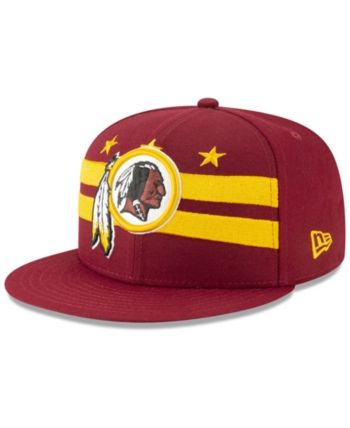 promo code fdc11 33fea New Era Washington Redskins 2019 Draft 59FIFTY Fitted Cap - Red 7 3 4