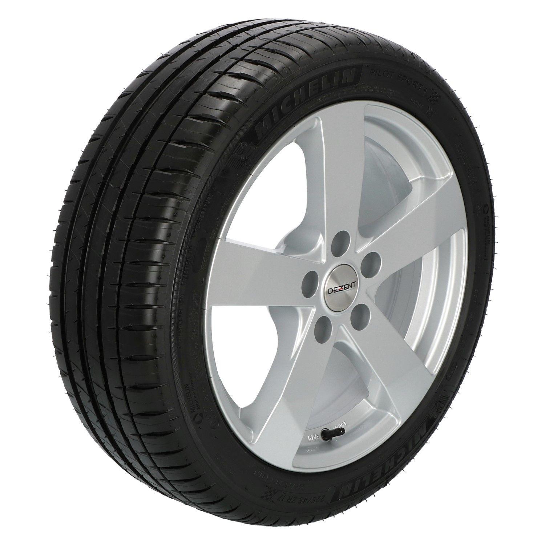 De Michelin Pilot Sport 4 is de opvolger van de populaire
