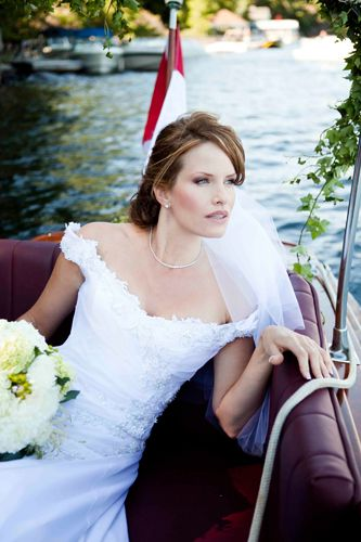 Monika Schnarre, Canada's first supermodel, ties the knot. See the photos - Gallery | torontolife.com