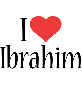 Ibrahim Logo Page 2 Name Wallpaper Love Logo Love You Images