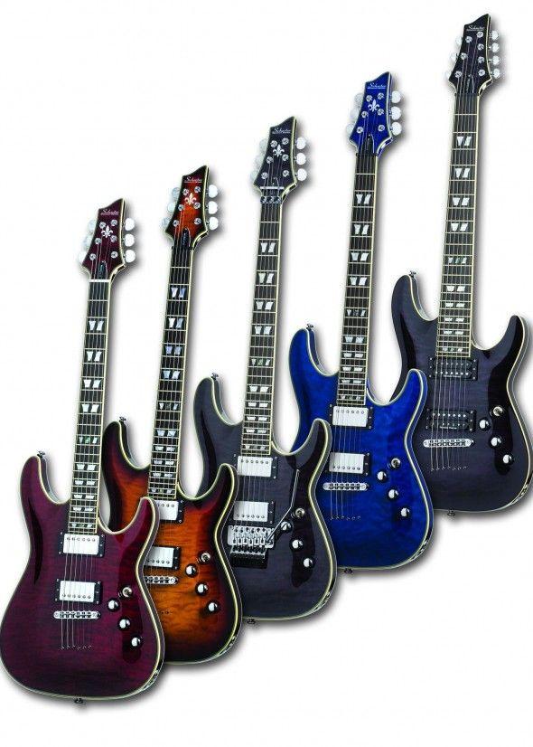 guitars schecter guitars reveal c 1 c 7 standard custom guitars gear guitars. Black Bedroom Furniture Sets. Home Design Ideas