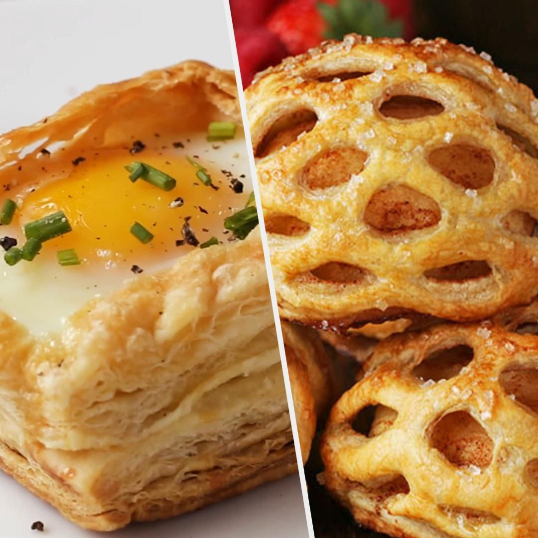 5 mouthwatering pastries perfect for brunch recipes in