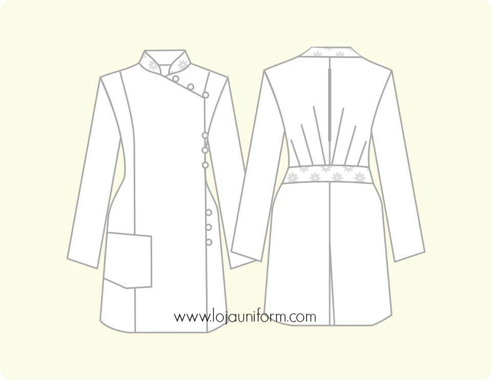 Pin de Luciana Tavares en roupas de enfermagem | Pinterest