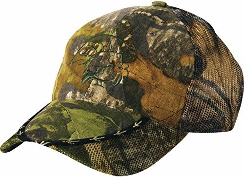 95c301c419c22 TURKEY CALL POCKET CAP HAT with Mossy Oak Obsession.Pattern from Cabela s